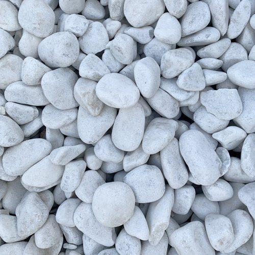 marbre blanc roulé 25/40