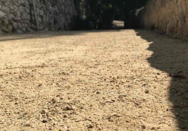 sable stabilisé à Bordeaux