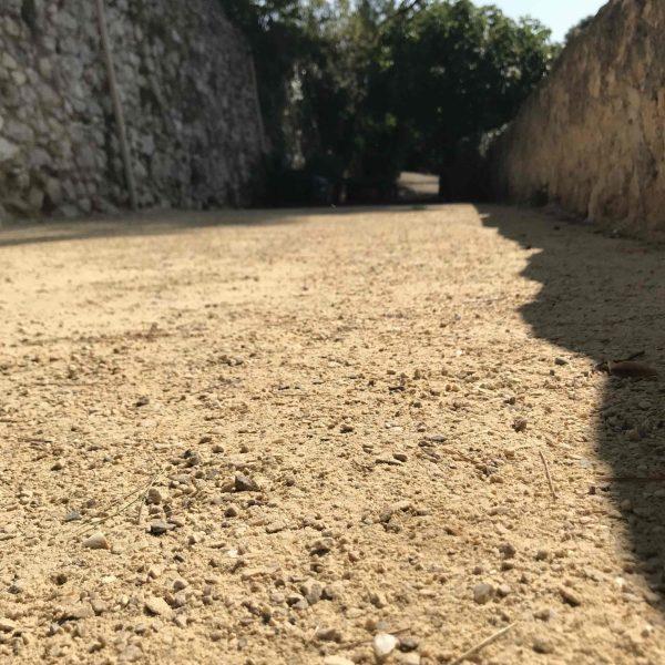 terrain de pétanque en kit 50m²