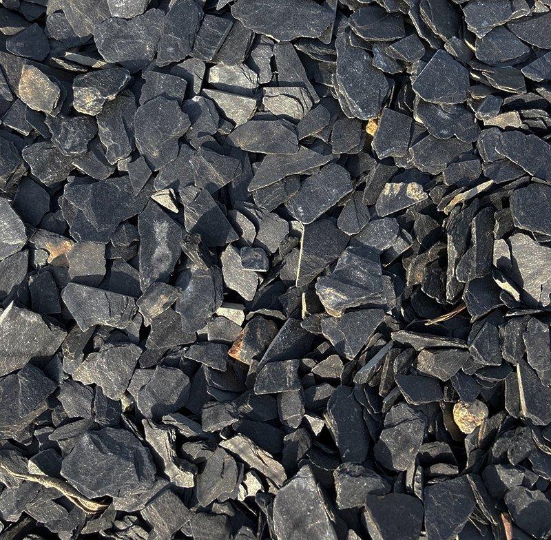 paillette ardoise noire